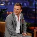 "Daniel Craig appears on ""The Tonight Show with Jay Leno"" at the NBC Studios in Burbank, Calif. on July 20, 2011"