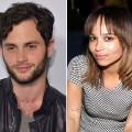 Penn Badgley / Zoe Kravitz