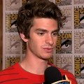 Comic Con 2011: Andrew Garfield - 'I Feel So Lucky' & 'Privileged' To Be 'Spider-Man'