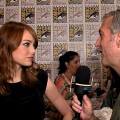 Comic-Con 2011: Emma Stone - Andrew Garfield Is 'So Amazing' As 'Spider-Man'