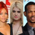 Rihanna, Kelly Osbourne, Marlon Wayans