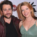 Charlie Day and Mary Elizabeth Ellis arrive at the premiere of 'Make Believe' at Laemmle Sunset 5 Theatre in West Hollywood on May 25, 2011