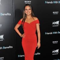 Mila Kunis shines at the &#8220;Friends with Benefits&#8221; premiere in New York City on July 18, 2011