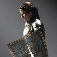 "Kristen Stewart as Snow White in ""Snow White and the Huntsman"""