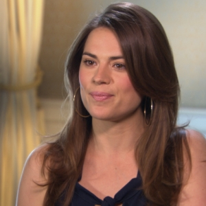 Hayley Atwell: It&#8217;s &#8216;Lovely&#8217; To Play An &#8216;Equal&#8217; To &#8216;Captain America&#8217;