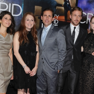 'Crazy, Stupid, Love.' NYC Premiere