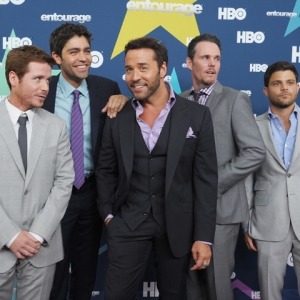 'Entourage' Season 8 NYC Premiere: The Guys Talk Saying Goodbye