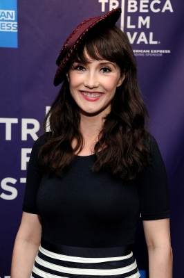 "Carice van Houten is seen at the premiere of ""Black Butterflies"" during the 2011 Tribeca Film Festival at Clearview Cinemas Chelsea in New York City on April 23, 2011"