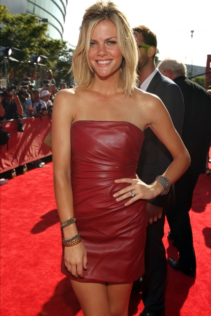 Brooklyn Decker attends The 2011 ESPY Awards at Nokia Theatre L.A. Live, Los Angeles, on July 13, 2011