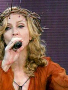 Best Long Form Music Video nominee Madonna