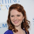 "Sarah Drew arrives at the premiere of ""Something Borrowed"" held at Grauman's Chinese Theatre in Hollywood, Calif. on May 3, 2011"