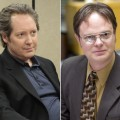 "James Spader and Rainn Wilson on ""The Office"""