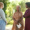 "Emma Stone, Viola Davis and Octavia Spencer in ""The Help"""