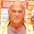 Jesse Ventura promotes his new book '63 Documents the Government Doesn't Want You to Read' at Borders Penn Plaza in New York City on April 4, 2011