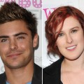 Zac Efron / Rumer Willis