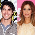 Darren Criss, Kristen Wiig