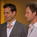 Dish Of Salt: Gabriel Macht & Patrick J. Adams 'Suits' Up