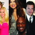 Heidi Montag and Spencer Pratt / Khloe Kardashian and Lamar Odom / Nick Lachey and Vanessa Minnillo