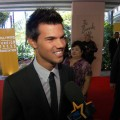 Taylor Lautner Is Loving His 'Very Cool' New $200K Mercedes