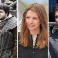 John Bradley West in &#8220;Game of Thrones&#8221; (left), Hanna Murray in Cannes (center), Karl Davies in Dublin (right)