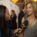 Felicity Huffman chats with AccessHollywood.com&#8217;s Laura Saltman