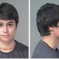 Kiowa Gordon's mug shot from his Arizona arrest on August 8, 2011