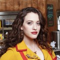 "Kat Dennings as Max Black in ""2 Broke Girls"" on CBS"