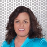 "Rosie O'Donnell in a promotional photo for her Oprah Winfrey Network Show — ""The Rosie Show"""