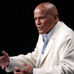 "Harry Belafonte speaks during the ""Sing Your Song"" panel during the HBO portion of the 2011 Summer TCA Tour held at the Beverly Hilton, Beverly Hills, on July 28, 2011"