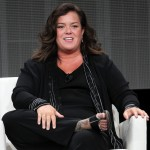 "Rosie O'Donnell speaks during the ""The Rosie Show"" panel during the OWN portion of the 2011 Summer TCA Tour held at the Beverly Hilton Hotel, Beverly Hills, on July 28, 2011"