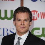 Michael C. Hall arrives at the TCA Party for CBS, The CW and Showtime held at The Pagoda, Beverly Hills, on August 3, 2011