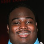 "Lamarcus Tinker attends the ""Let Me In"" film premiere at the Bruin Theatre-Westwood Village, Los Angeles, on September 27, 2010"