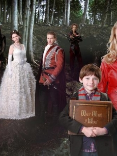 "Jamie Dornan as Sheriff Graham, Lana Parrilla as the Evil Queen/Regina, Ginnifer Goodwin as Snow White/Sister Mary Margaret, Josh Dallas as Prince Charming/John Doe, Robert Carlyle as Rumplestitlskin/Mr. Gold, Jared Gilmore as Henry and Jennifer Morrison as Emma Swam in ""Once Upon A Time"" on ABC"