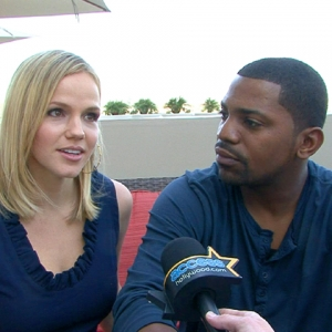 Comic-Con 2011: Mekhi Phifer & Alexa Havins Talk 'Torchwood: Miracle Day'