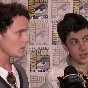 Comic-Con 2011: Anton Yelchin &amp; Christopher Mintz-Plasse Talk Fan Reaction To &#8216;Fright Night&#8217;