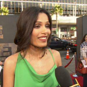 What Would Freida Pinto's Career Be If She Hadn't Hit It Big With Acting?