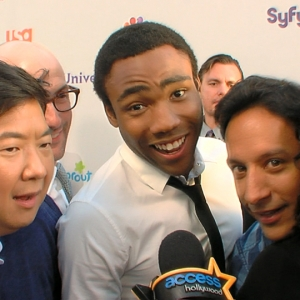 The Cast Of NBC's 'Community' Talks Season 3 Guest Stars