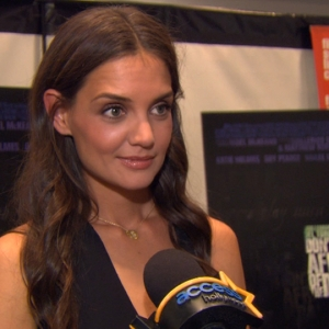 Katie Holmes' 'Don't Be Afraid Of The Dark' Premiere
