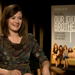 Why Did Emily Mortimer Feel 'Resentful' In 'Our Idiot Brother'?