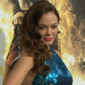 Rose McGowan' s 'Conan The Barbarian' Premiere