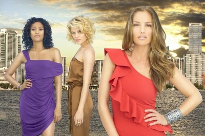 The cast of ABC&#8217;s &#8220;Charlie&#8217;s Angels&#8221;