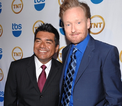 George Lopez & Conan O'Brien