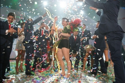 """SYTYCD"" Melanie Moore contestant is crowned the Season 8 champ on August 11, 2011"
