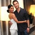 Roselyn Sanchez and Eric Winter attend the 2nd Annual Roselyn Sanchez Triathlon For Life - Day 2, San Juan, Puerto Rico, on April 30, 2011