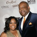 Sherri Shepherd and Lamar &#8216;Sal&#8217; Sally attend the 2011 NBPA All-Star gala at JW Marriott Los Angeles at L.A. LIVE in Los Angeles on February 19, 2011