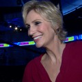 Dish Of Salt: Jane Lynch: 'It's Great' Working On 'Glee' Season 3