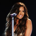 Demi Lovato is all smiles onstage during the 2011 VH1 Do Something Awards at the Hollywood Palladium in Hollywood, Calif. on August 14, 2011 