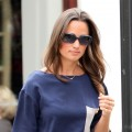 Pippa Middleton is spotted in London on August 17, 2011