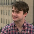 Daniel RadCliffe Talks 'Harry Potter'