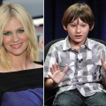 January Jones, Jared Gilmore